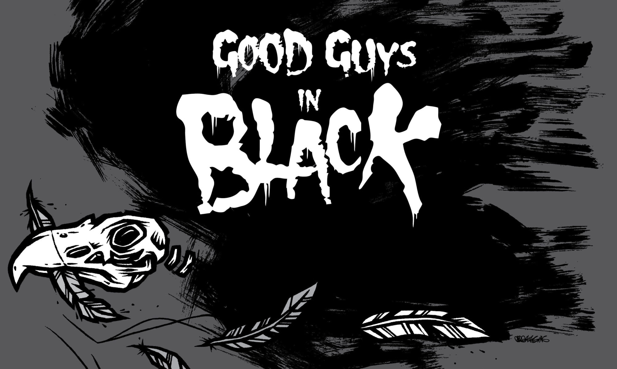 Good Guys In Black